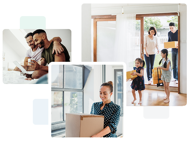 First-time home buyers - Homebuyer